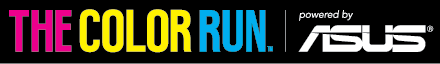 The Color Run ITALIA Logo