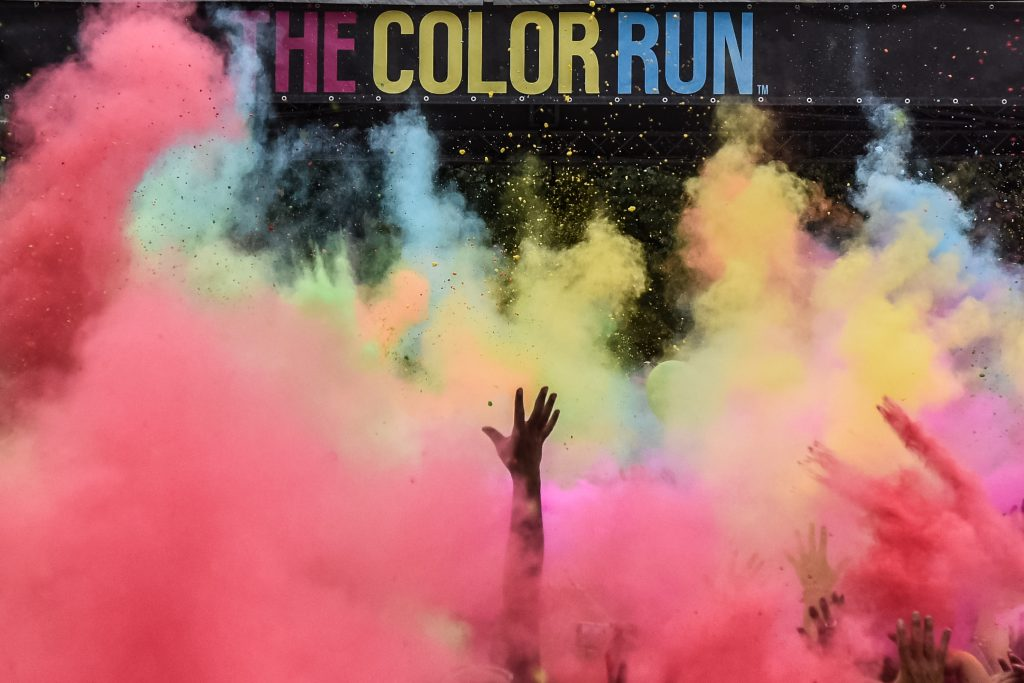 The Color Run, a Parma domenica 9 giugno la prima tappa del #LoveTour