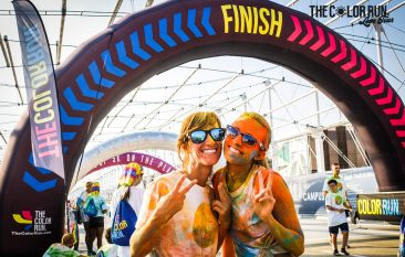 The Color Run Love Tour has been...
