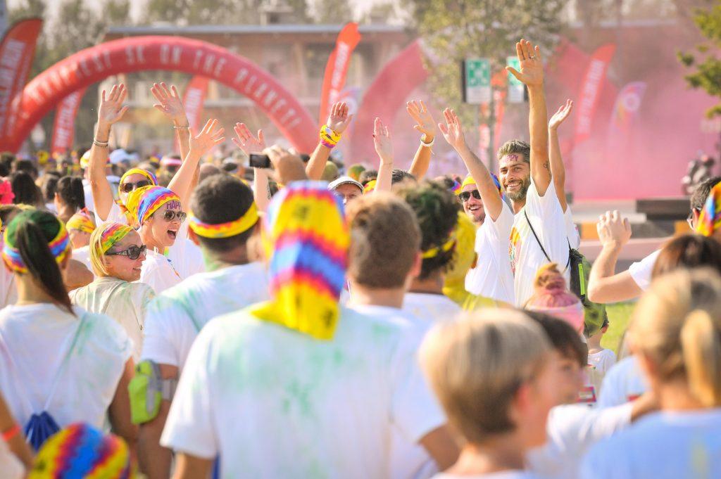 Oltre 8ooo i runner che hanno celebrato a Milano il gran finale del coloratissimo #LoveTour 2019